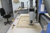 Наш 3D фрезеровальный станок